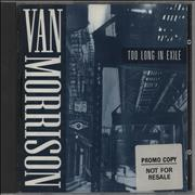 Click here for more info about 'Van Morrison - Too Long In Exile'