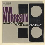 Click here for more info about 'Van Morrison - What's Wrong With This Picture?'