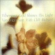 Click here for more info about 'Van Morrison - Whenever God Shines His Light'