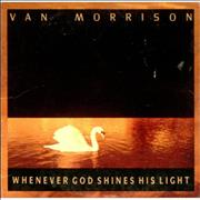 Click here for more info about 'Van Morrison - Whenver God Shines His Light'