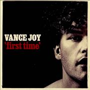 Click here for more info about 'Vance Joy - First Time'