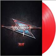 Click here for more info about 'Vandenberg - 2020 - Red Vinyl'