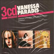 Click here for more info about 'Vanessa Paradis - 3CD Originaux - Sealed'