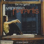 Click here for more info about 'Vanessa Paradis - Be My Baby'
