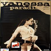 Click here for more info about 'Vanessa Paradis - French Concert Poster'