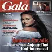 Click here for more info about 'Vanessa Paradis - Gala - Poster Print April 1994'