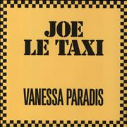 Click here for more info about 'Vanessa Paradis - Joe Le Taxi'
