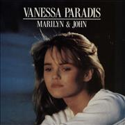 Click here for more info about 'Vanessa Paradis - Marilyn & John'