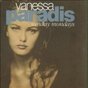 Click here for more info about 'Vanessa Paradis - Sunday Mondays - Radio Promo'