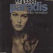 Click here for more info about 'Vanessa Paradis - Sunday Mondays'