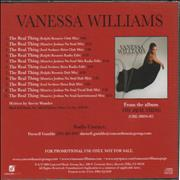 Click here for more info about 'Vanessa Williams - The Real Thing - Dance Remixes'