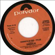 Click here for more info about 'Vangelis - Chariots Of Fire'
