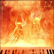 Vangelis Heaven And Hell UK vinyl LP