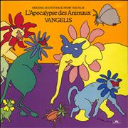 Click here for more info about 'Vangelis - L'Apocalypse Des Animaux - 1st'