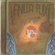 Click here for more info about 'Vanilla Fudge - Box Of Fudge - Sealed'