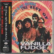 Click here for more info about 'Psychedelic Sundae - The Best Of Vanilla Fudge'