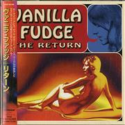 Click here for more info about 'Vanilla Fudge - The Return'
