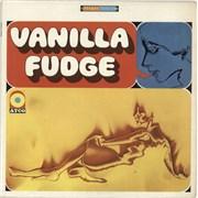 Click here for more info about 'Vanilla Fudge - Vanilla Fudge - yellow label'
