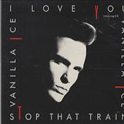 Click here for more info about 'Vanilla Ice - I Love You'