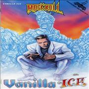 Click here for more info about 'Vanilla Ice - Rock 'N' Roll Comic'