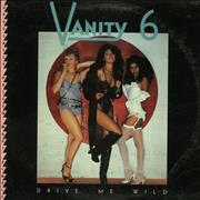 Click here for more info about 'Vanity 6 - Drive Me Wild'