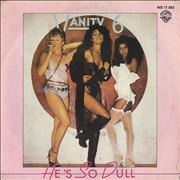 Click here for more info about 'Vanity 6 - He's So Dull'