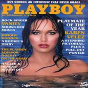 Click here for more info about 'Vanity - Playboy'