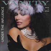 Click here for more info about 'Vanity - Under The Influence'
