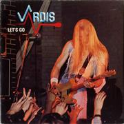 Click here for more info about 'Vardis - Let's Go'