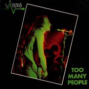 Click here for more info about 'Vardis - Too Many People'