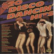 Click here for more info about 'Various Artists - 20 Disco Dancin' Hits'