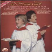 Click here for more info about 'Various Artists - 40 Christmas Carols'
