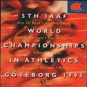 Click here for more info about 'Various Artists - 5th Iaaf World Championships '95'