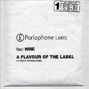 Click here for more info about 'Parlophone - A Flavour Of The Label'