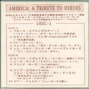Click here for more info about 'Various Artists - America: A Tribute To Heroes'