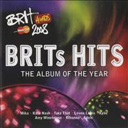 Click here for more info about 'Various Artists - Brits Hits 2008'