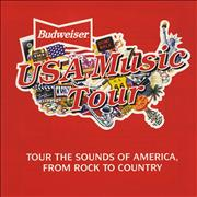 Click here for more info about 'Various Artists - Budweiser Usa Music Tour'