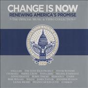 Click here for more info about 'Various Artists - Change Is Now: Renewing America's Promise'