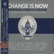 Click here for more info about 'Various Artists - Change Is Now: Renewing America's Promise - Sealed + Obi'