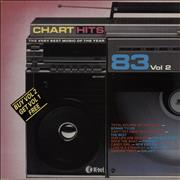 Click here for more info about 'Various Artists - Chart Hits 83 Vol. 2'