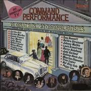 Click here for more info about 'Various Artists - Command Performance 20 Great Hits- 20 Original Artistes'