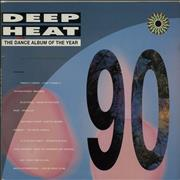 Click here for more info about 'Various-Dance - Deep Heat 90'
