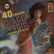 Click here for more info about 'Various Artists - Disco Magic'