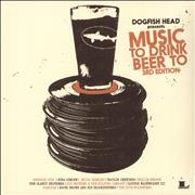 Click here for more info about 'Various Artists - Dogfish Head Presents Music To Drink Beer To 3rd Edition - Sealed'
