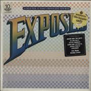 Click here for more info about 'Various Artists - Exposed: A Cheap Peek At Today's Provocative New Rock'