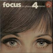 Click here for more info about 'Various Artists - Focus On Phase 4 Stereo'