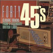 Click here for more info about 'Various Artists - Forty 45's (Classic Tracks From A Legendary British Label)'
