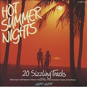 Click here for more info about 'Various Artists - Hot Summer Nights'