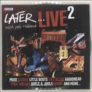 Click here for more info about 'Various Artists - Later.... Live 2 With Jools Holland'
