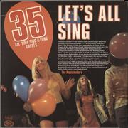 Click here for more info about 'Various Artists - Let's All Sing'